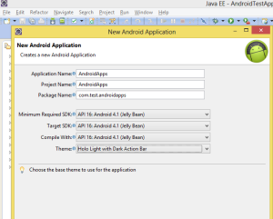 android step3