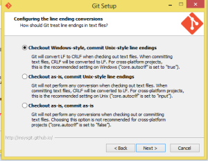 git setup windows1