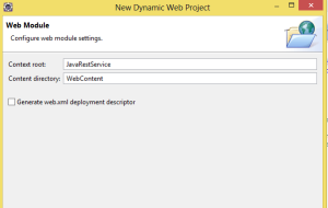 dynamic web project2